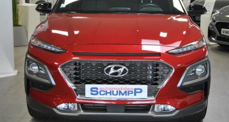 Hyundai Kona 1.0 T-GDI 120ch EXECUTIVE  occasion à HAGUENEAU - photo n°4