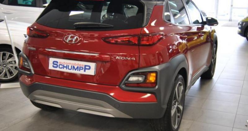 Hyundai Kona 1.0 T-GDI 120ch EXECUTIVE  occasion à HAGUENEAU - photo n°2