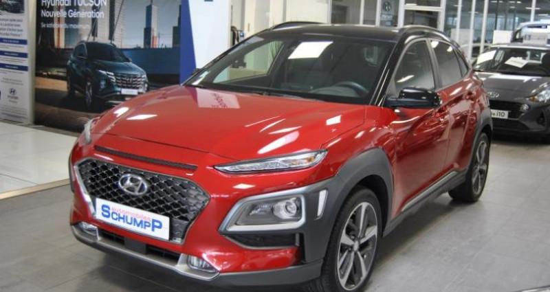 Hyundai Kona 1.0 T-GDI 120ch EXECUTIVE  occasion à HAGUENEAU