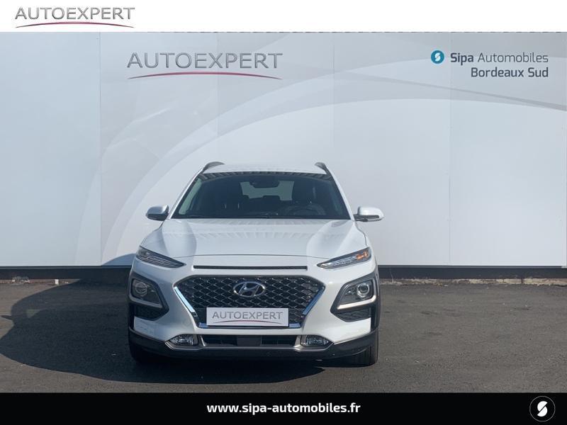 Hyundai Kona 1.0 T-GDi 120ch Executive  occasion à Villenave-d'Ornon - photo n°8