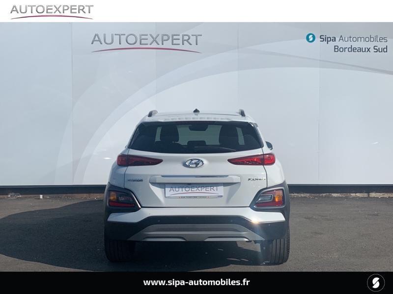 Hyundai Kona 1.0 T-GDi 120ch Executive  occasion à Villenave-d'Ornon - photo n°9