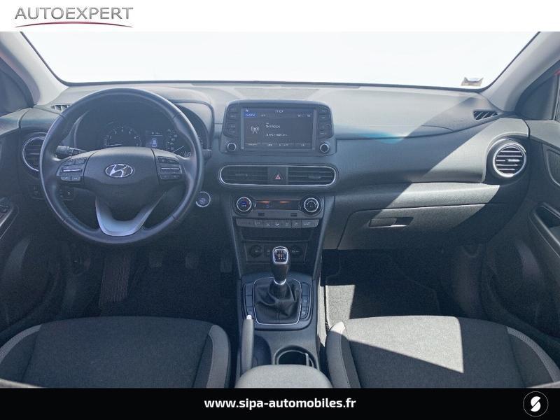 Hyundai Kona 1.0 T-GDi 120ch Executive  occasion à Villenave-d'Ornon - photo n°3