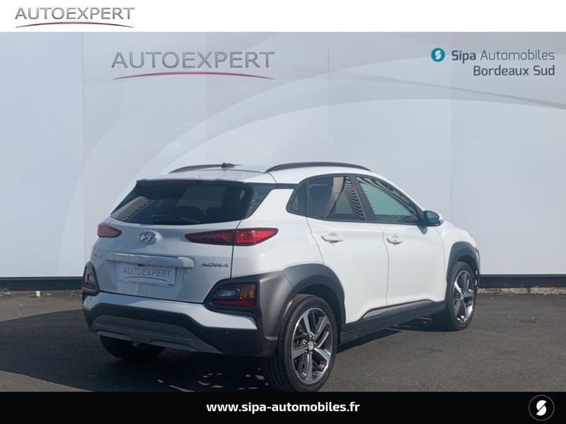 Hyundai Kona 1.0 T-GDi 120ch Executive  occasion à Villenave-d'Ornon - photo n°2