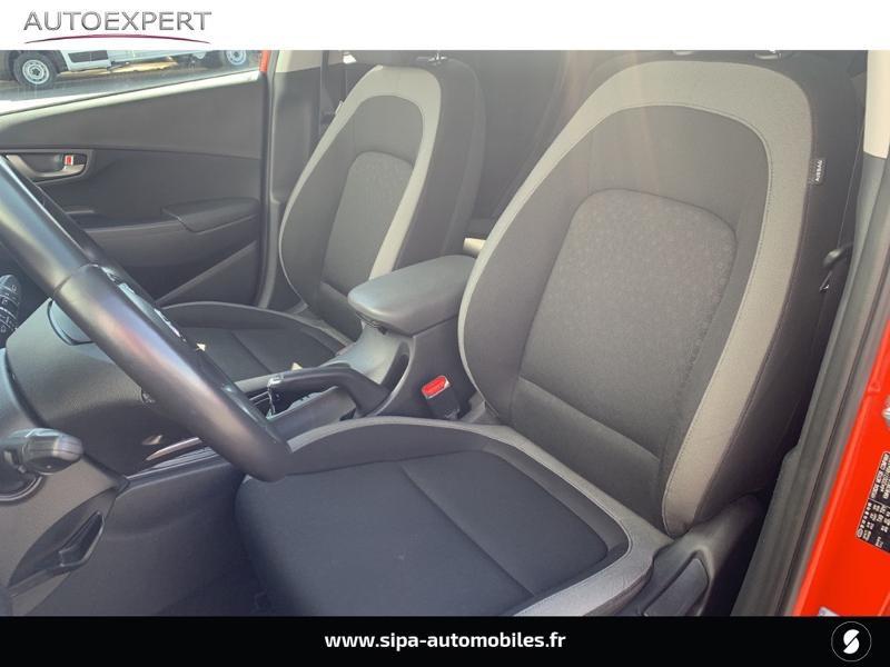 Hyundai Kona 1.0 T-GDi 120ch FAP Creative  occasion à Villenave-d'Ornon - photo n°4