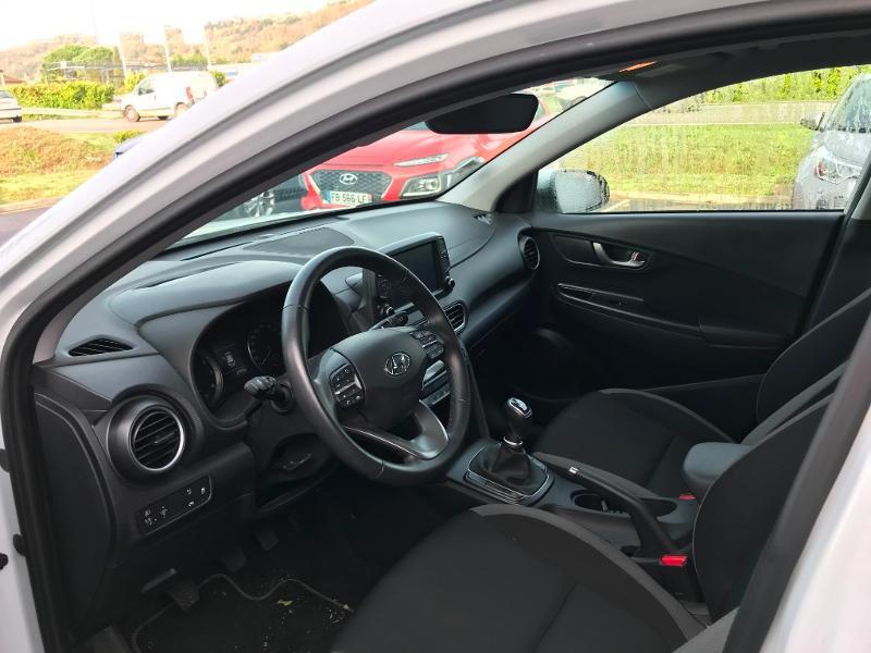 Hyundai Kona 1.6 CRDi 115ch Creative  occasion à Albi - photo n°8