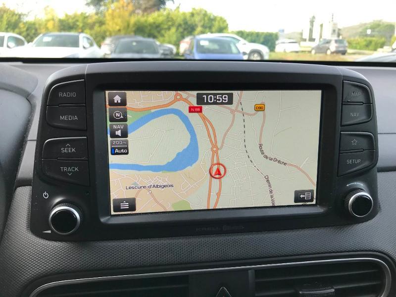 Hyundai Kona 1.6 CRDi 115ch Creative  occasion à Albi - photo n°13