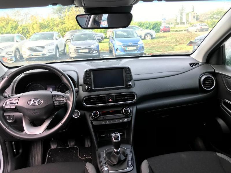 Hyundai Kona 1.6 CRDi 115ch Creative  occasion à Albi - photo n°10