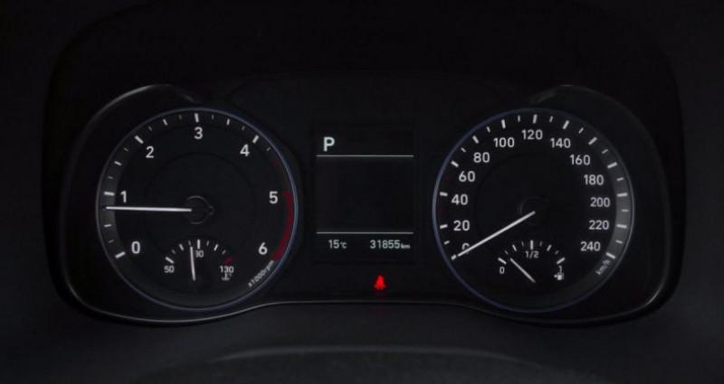 Hyundai Kona 1.6 CRDI 136 BUSINESS DCT-7 Gris occasion à Chambourcy - photo n°5