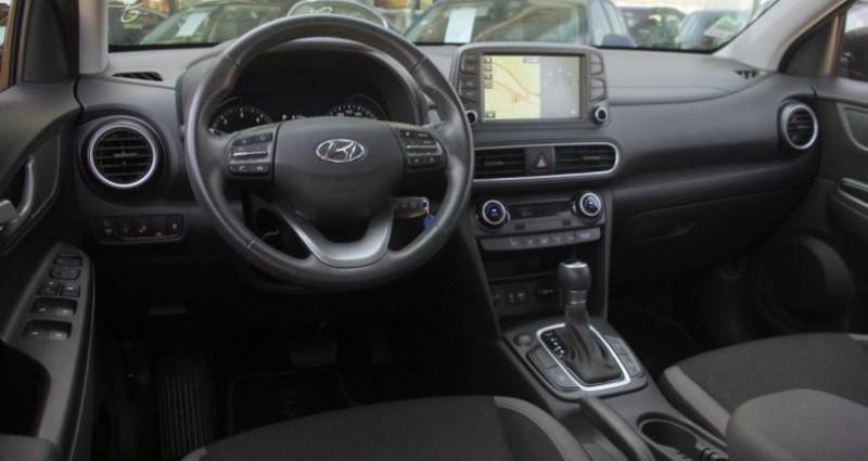 Hyundai Kona 1.6 CRDI 136 BUSINESS DCT-7 Gris occasion à Chambourcy - photo n°2