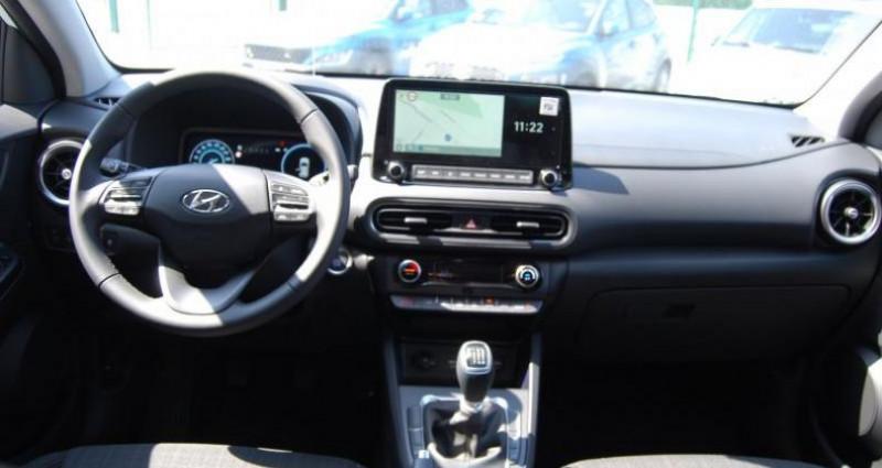 Hyundai Kona 1.6 CRDI 136 CREATIVE  occasion à HAGUENEAU - photo n°3