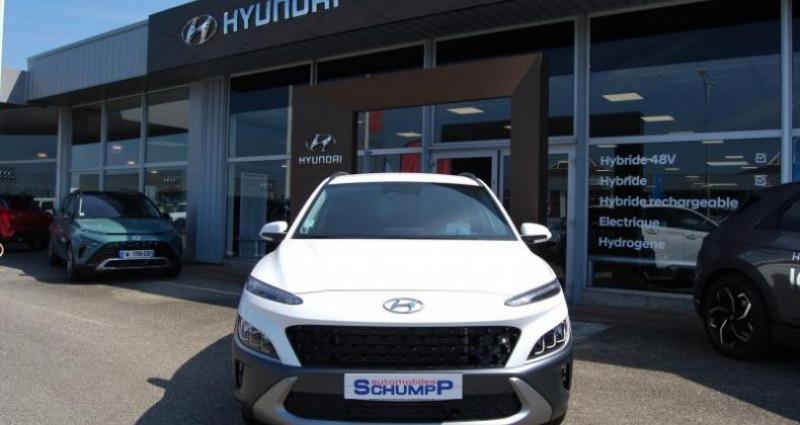 Hyundai Kona 1.6 CRDI 136 CREATIVE  occasion à HAGUENEAU - photo n°4