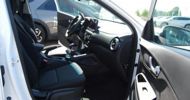 Hyundai Kona 1.6 CRDI 136 CREATIVE  occasion à HAGUENEAU - photo n°7