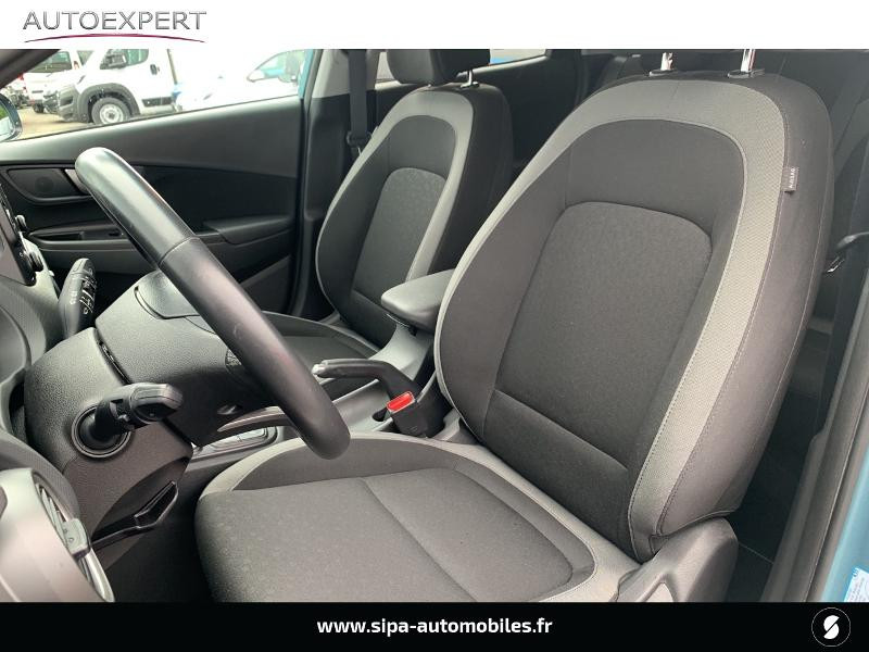 Hyundai Kona 1.6 CRDi 136ch Creative DCT-7 Bleu occasion à Villenave-d'Ornon - photo n°4