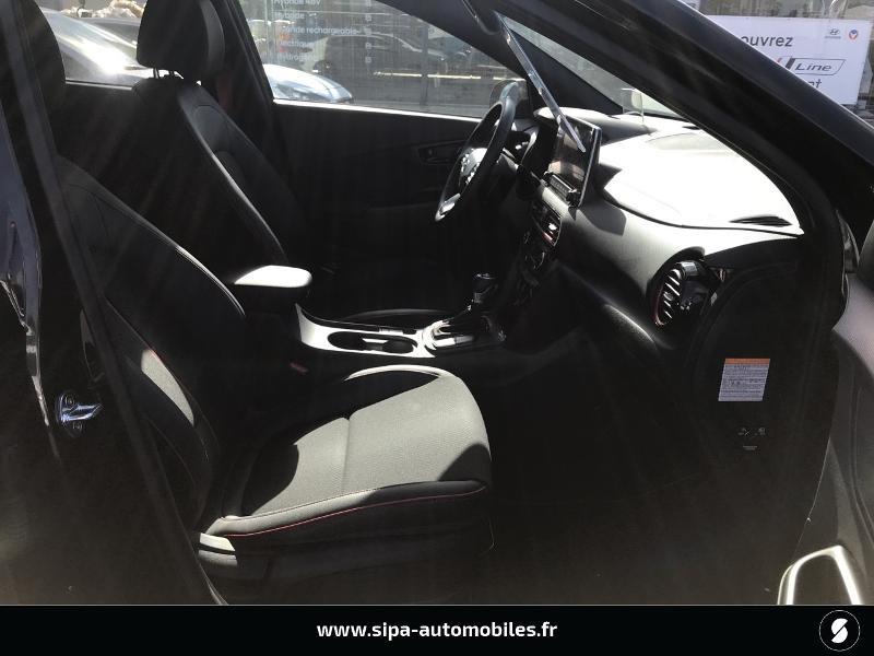 Hyundai Kona 1.6 GDi hybrid 141ch Creative DCT-6 Euro6d-T EVAP Noir occasion à La Teste-de-Buch - photo n°9