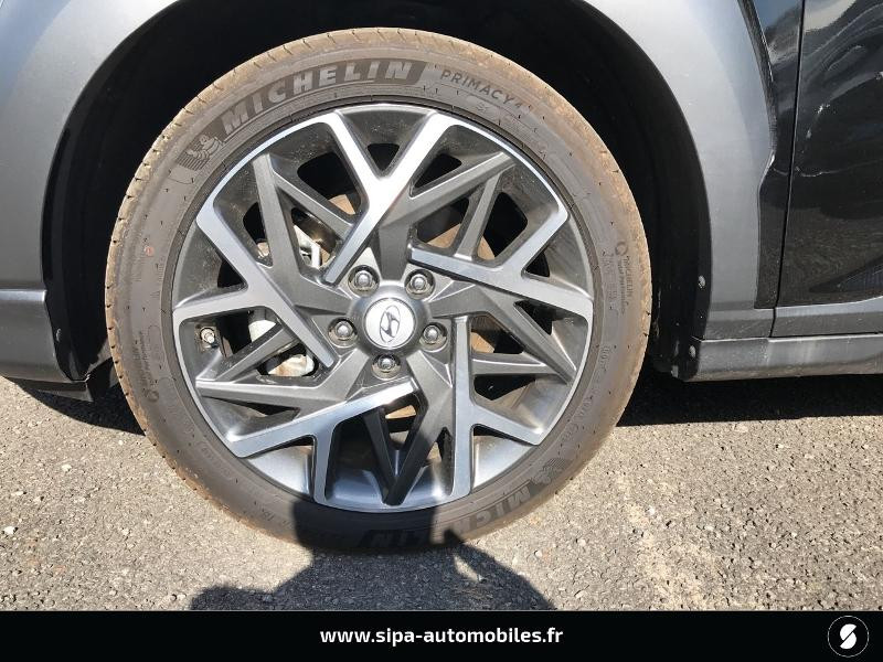 Hyundai Kona 1.6 GDi hybrid 141ch Creative DCT-6 Euro6d-T EVAP Noir occasion à La Teste-de-Buch - photo n°11