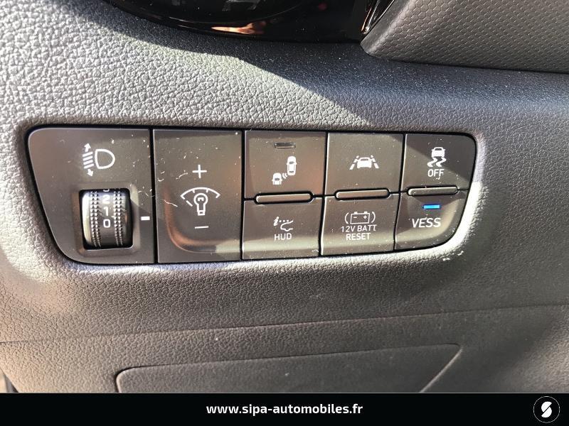Hyundai Kona 1.6 GDi hybrid 141ch Creative DCT-6 Euro6d-T EVAP Noir occasion à La Teste-de-Buch - photo n°7