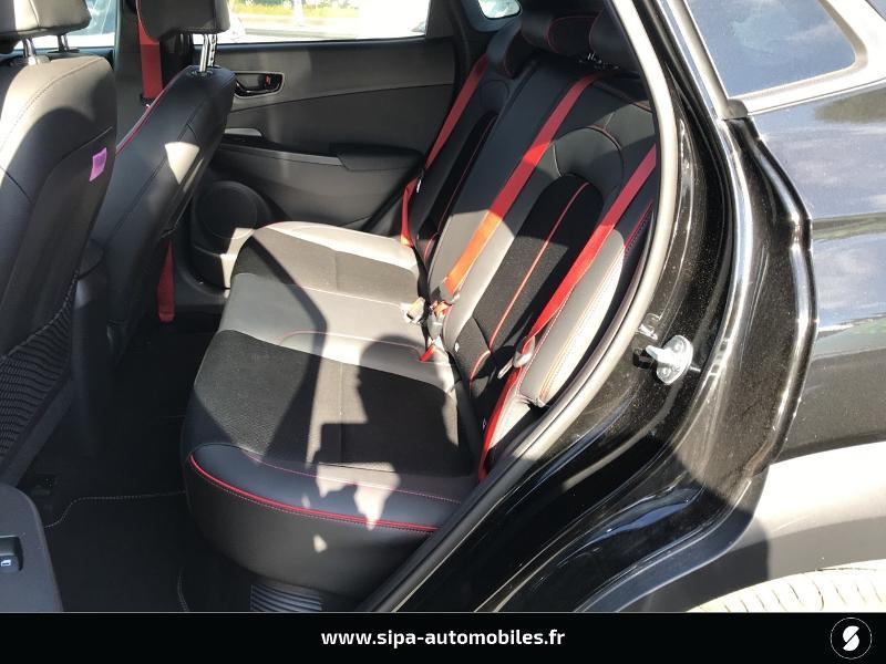 Hyundai Kona 1.6 GDi hybrid 141ch Creative DCT-6 Euro6d-T EVAP Noir occasion à La Teste-de-Buch - photo n°8