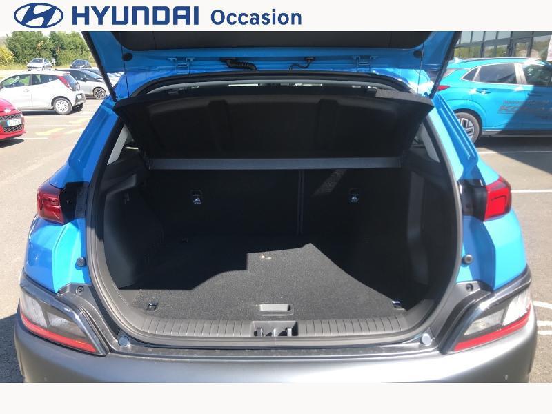 Hyundai Kona 1.6 GDi hybrid 141ch Executive DCT-6  occasion à Albi - photo n°6