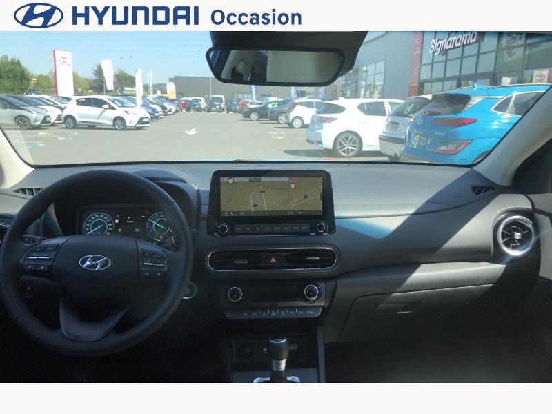 Hyundai Kona 1.6 GDi hybrid 141ch Executive DCT-6  occasion à Albi - photo n°8
