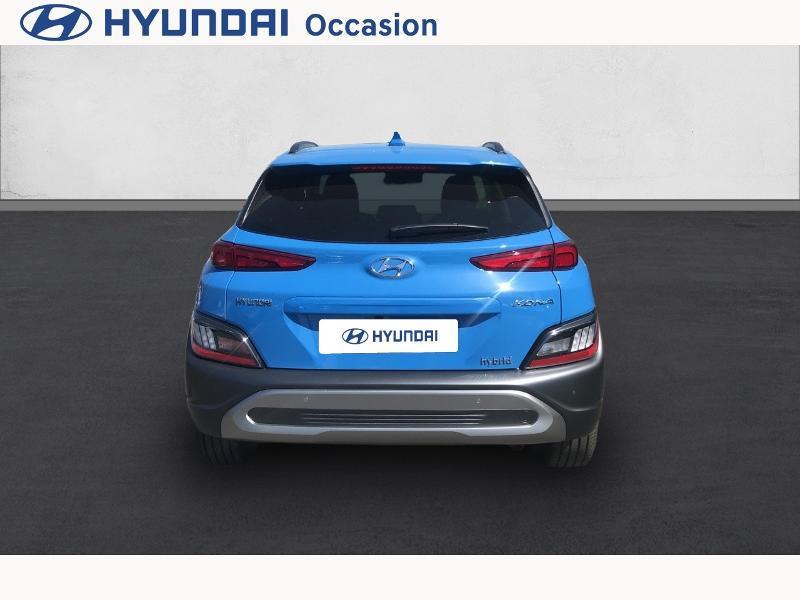 Hyundai Kona 1.6 GDi hybrid 141ch Executive DCT-6  occasion à Albi - photo n°5