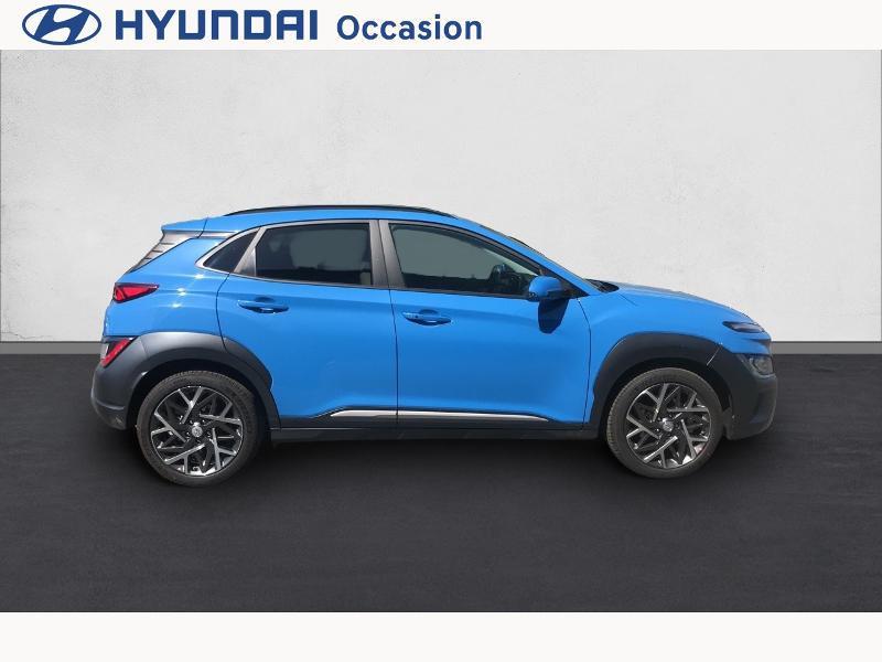 Hyundai Kona 1.6 GDi hybrid 141ch Executive DCT-6  occasion à Albi - photo n°4
