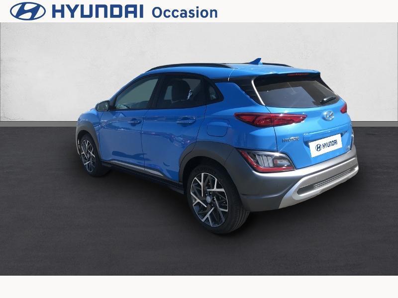 Hyundai Kona 1.6 GDi hybrid 141ch Executive DCT-6  occasion à Albi - photo n°7