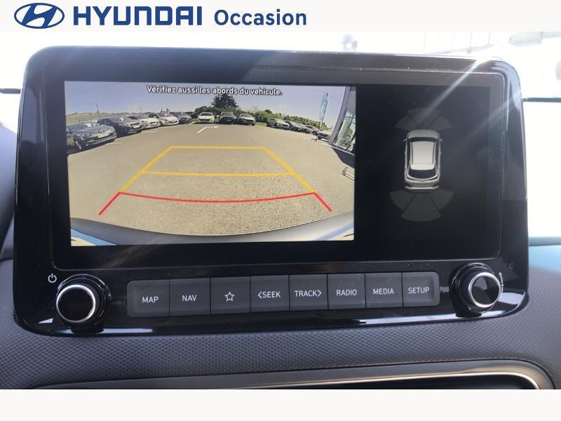 Hyundai Kona 1.6 GDi hybrid 141ch Executive DCT-6  occasion à Albi - photo n°20