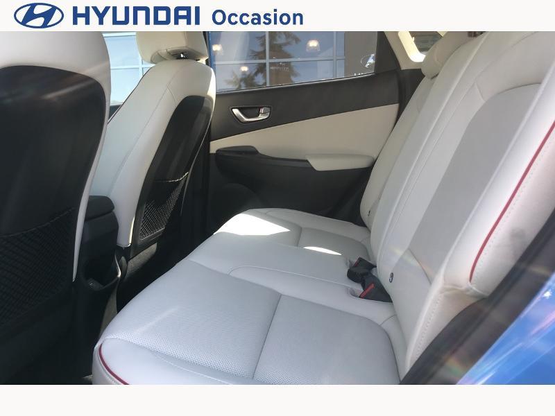 Hyundai Kona 1.6 GDi hybrid 141ch Executive DCT-6  occasion à Albi - photo n°10