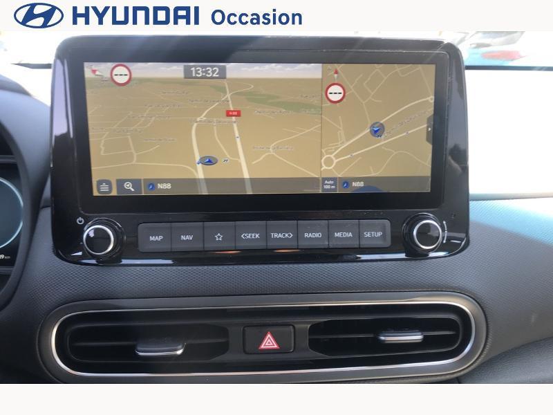Hyundai Kona 1.6 GDi hybrid 141ch Executive DCT-6  occasion à Albi - photo n°15