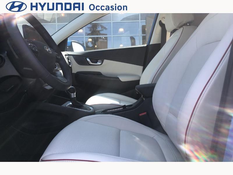 Hyundai Kona 1.6 GDi hybrid 141ch Executive DCT-6  occasion à Albi - photo n°9