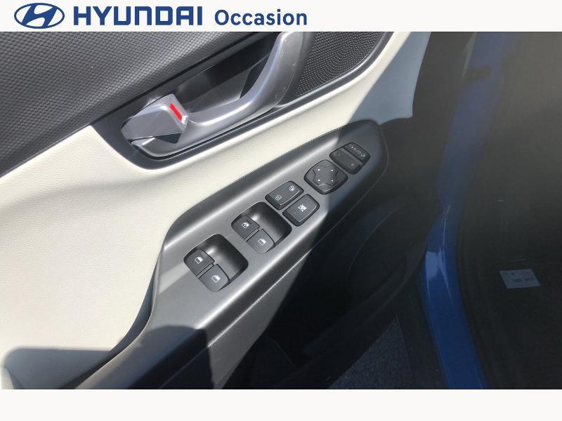 Hyundai Kona 1.6 GDi hybrid 141ch Executive DCT-6  occasion à Albi - photo n°12
