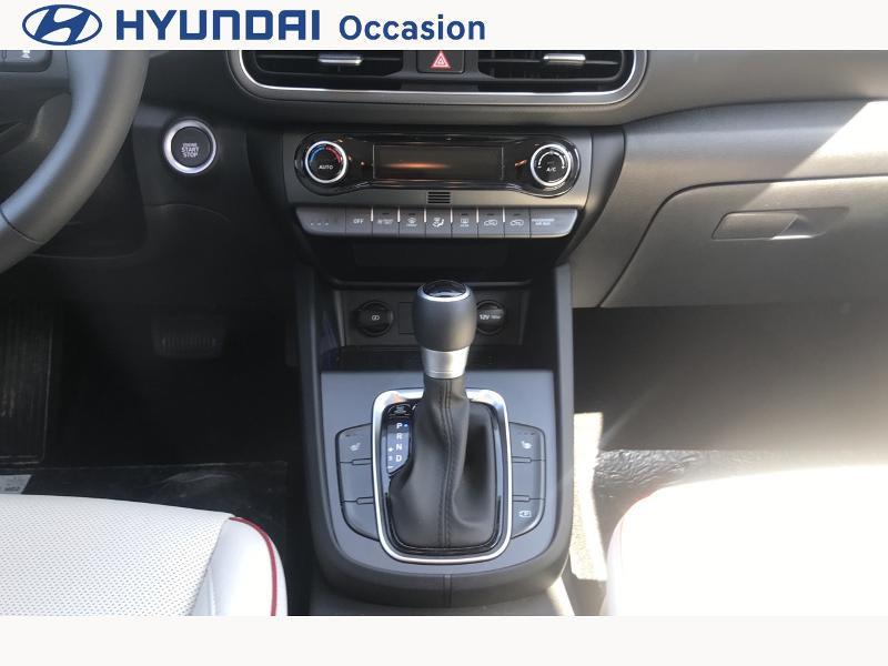 Hyundai Kona 1.6 GDi hybrid 141ch Executive DCT-6  occasion à Albi - photo n°16
