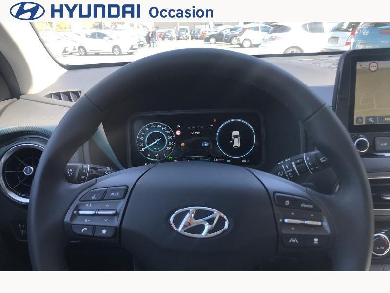 Hyundai Kona 1.6 GDi hybrid 141ch Executive DCT-6  occasion à Albi - photo n°14