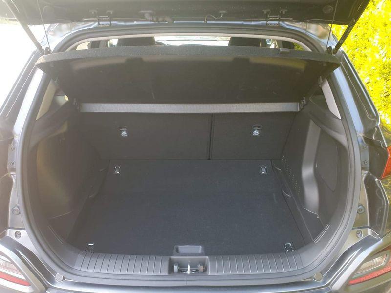 Hyundai Kona CREATIVE 1.0 T-GDI 120 CV Gris occasion à Cormeilles-en-Parisis - photo n°5
