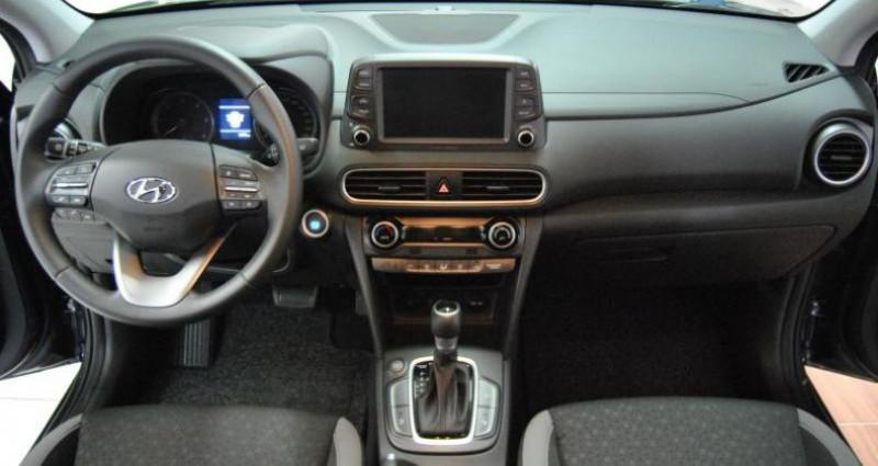 Hyundai Kona CREATIVE 1.6l CRDI 136 DCT-7  occasion à HAGUENEAU - photo n°3