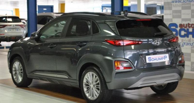 Hyundai Kona CREATIVE 1.6l CRDI 136 DCT-7  occasion à HAGUENEAU - photo n°2