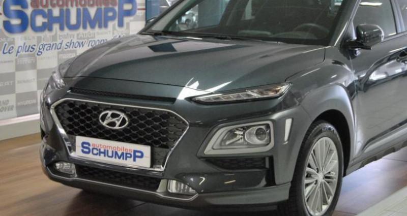 Hyundai Kona CREATIVE 1.6l CRDI 136 DCT-7  occasion à HAGUENEAU