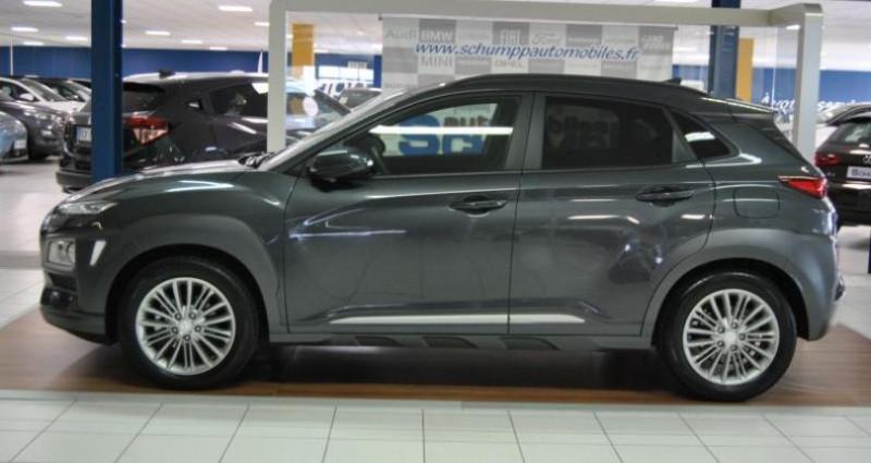 Hyundai Kona CREATIVE 1.6l CRDI 136 DCT-7  occasion à HAGUENEAU - photo n°5