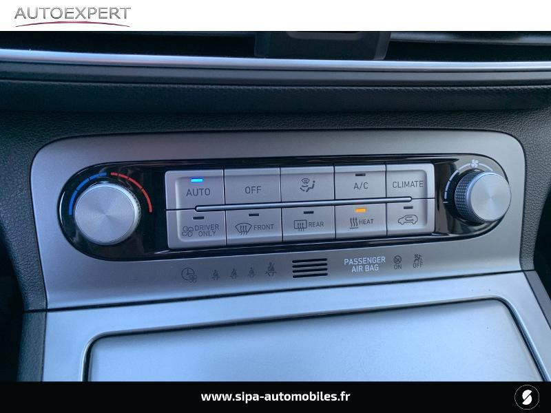Hyundai Kona Electric 136ch Creative Euro6d-T EVAP 2cv Blanc occasion à Le Bouscat - photo n°15