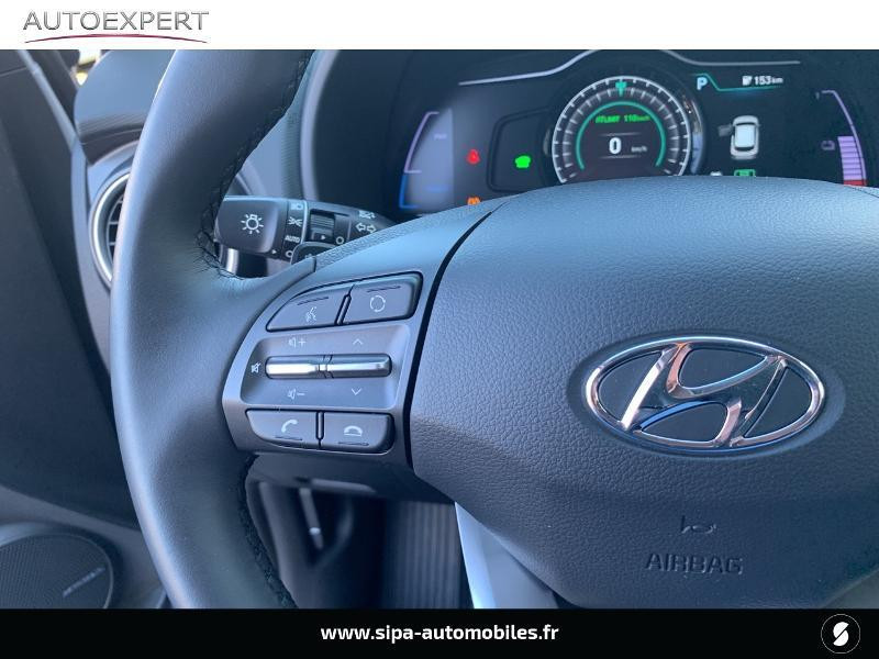 Hyundai Kona Electric 136ch Creative Euro6d-T EVAP 2cv Blanc occasion à Le Bouscat - photo n°20