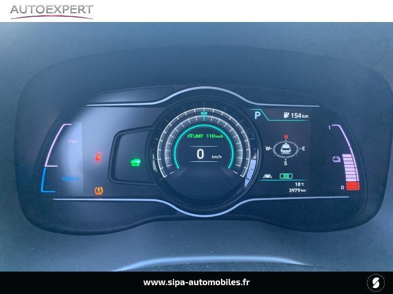 Hyundai Kona Electric 136ch Creative Euro6d-T EVAP 2cv Blanc occasion à Le Bouscat - photo n°14