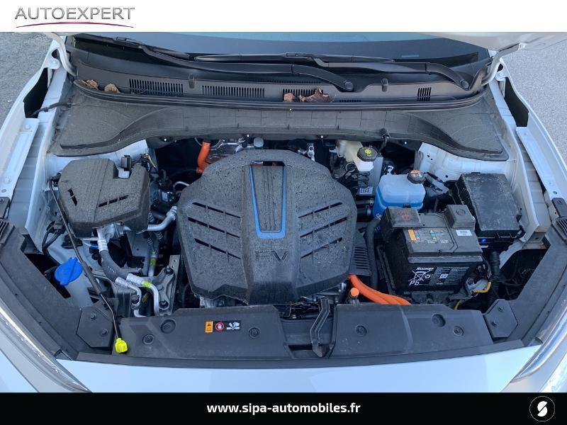 Hyundai Kona Electric 136ch Creative Euro6d-T EVAP 2cv Blanc occasion à Le Bouscat - photo n°12