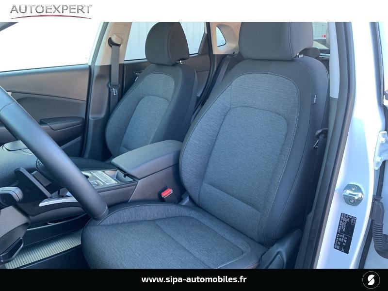 Hyundai Kona Electric 136ch Creative Euro6d-T EVAP 2cv Blanc occasion à Le Bouscat - photo n°4