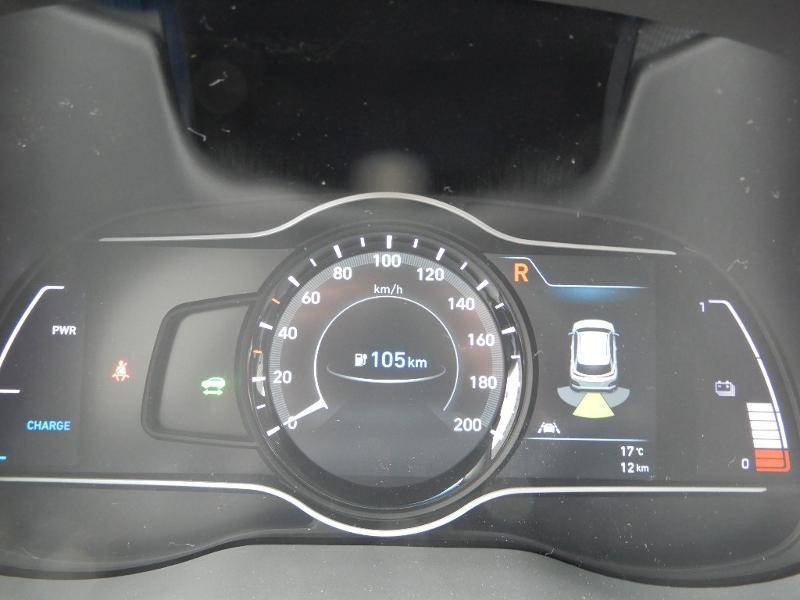 Hyundai Kona Electric 136ch Intuitive Euro6d-T EVAP 2cv  occasion à CHAUMONT - photo n°4