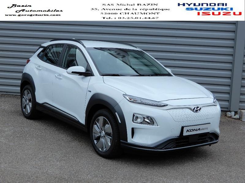 Hyundai Kona Electric 136ch Intuitive Euro6d-T EVAP 2cv  occasion à CHAUMONT