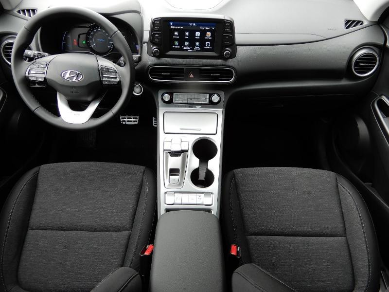 Hyundai Kona Electric 136ch Intuitive Euro6d-T EVAP 2cv  occasion à CHAUMONT - photo n°3