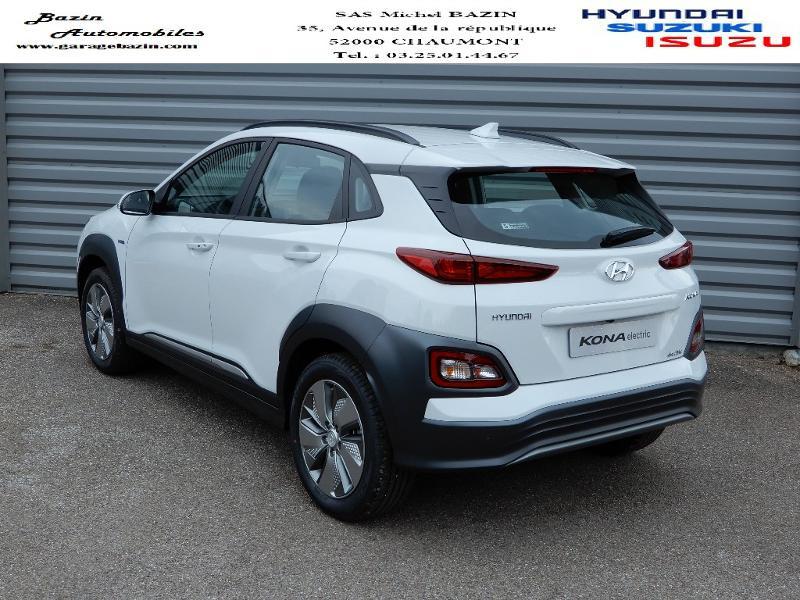 Hyundai Kona Electric 136ch Intuitive Euro6d-T EVAP 2cv  occasion à CHAUMONT - photo n°2
