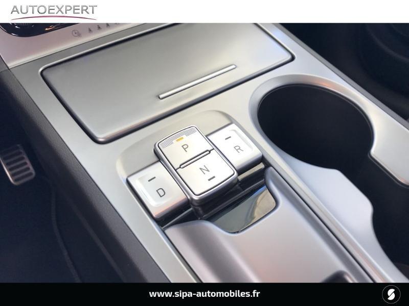 Hyundai Kona Electric 204ch Executive Euro6d-T EVAP Jaune occasion à Le Bouscat - photo n°10