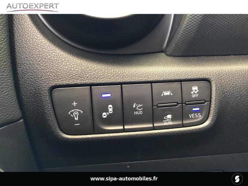 Hyundai Kona Electric 204ch Executive Euro6d-T EVAP Jaune occasion à Le Bouscat - photo n°20