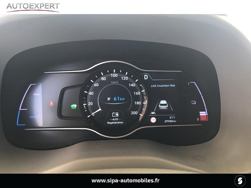 Hyundai Kona Electric 204ch Executive Blanc occasion à Le Bouscat - photo n°13